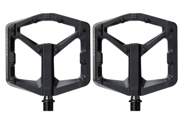 Pair of P dales Crankbrothers Stamp 2 Black