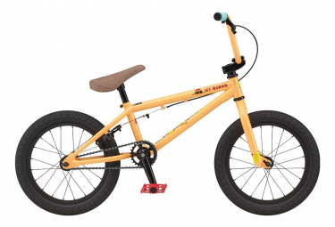 BMX Freestyle GT Performer 16 JR 2021 Gloss Peach