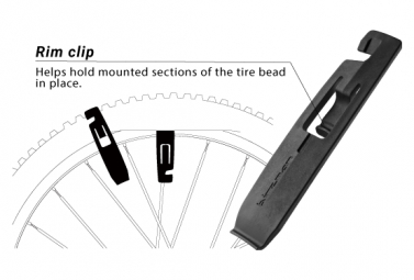 Birzman Tire Lever Set (3 Pieces)
