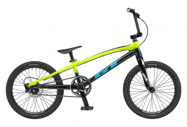 GT Speed Series Pro BMX Race Frenchys Edition 2021 Neon Yellow / Black
