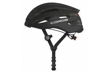 Coros Road SafeSound Smart Helmet Black