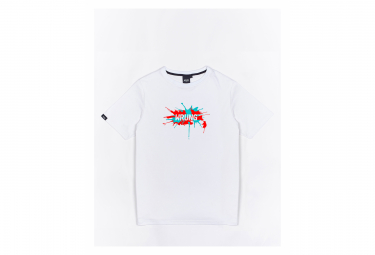Image of T shirt wrung camo splash l