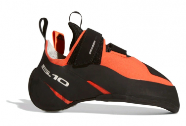 Scarpe da arrampicata Five Ten Dragon VCS Arancione Nero