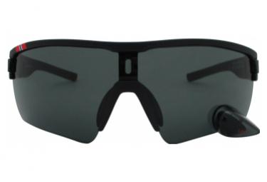 Image of Lunettes montures noires photo chromatic avec retroviseur s