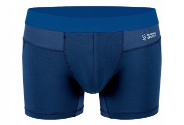 Boxer Thuasne Tech Comfort Blu marino Blu