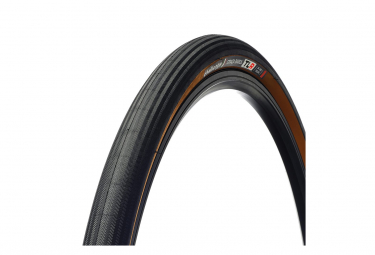 Gravel Challenge Strada Bianca Race Tubeless 700 Neumático Negro / Marrón