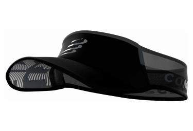 Visière Compressport Visor Ultralight Flash Noir Unisex