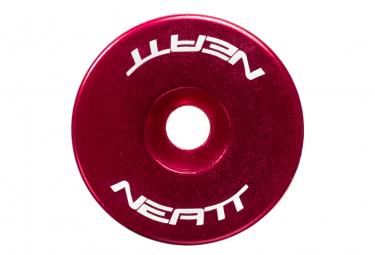 Neatt Top Cap 1-1/8'' Red
