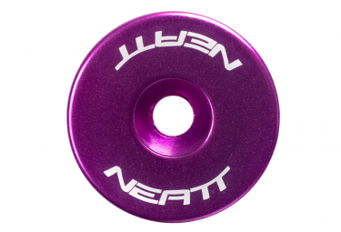 Neatt Top Cap 1-1/8'' Purple