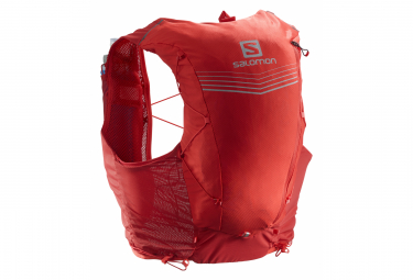 Salomon ADV Skin 12 Set Hydration Pack Red Unisex