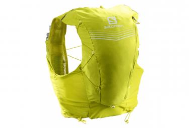 Salomon Adv Skin 12 Set Hydration Pack Amarillo Unisex Xl