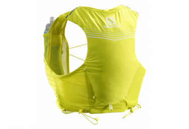 Sac d'hydratation Salomon ADV Skin 5 Set Jaune Unisex