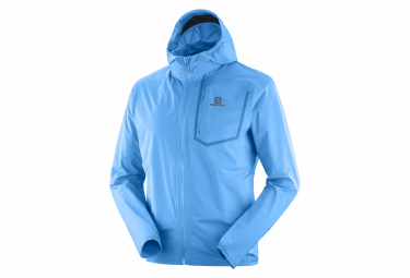 Giacca impermeabile Salomon Bonatti Pro WP blu