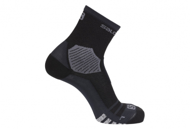 Salomon NSO Long Run Socks Black Unisex