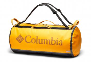 Bolsa De Viaje Columbia Outdry Ex 80l Duffle Amarilla