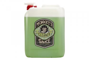Nettoyant Shampoing Monkey's Sauce 5L