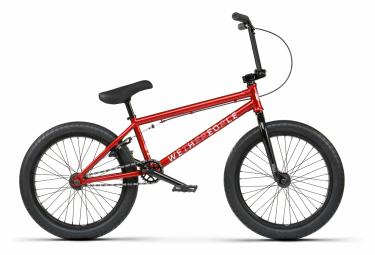 BMX Freestyle WeThePeople Arcade 21'' Rouge Candy 2021