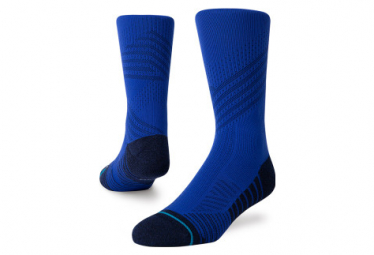 Stance Athletic Crew Socks Blue