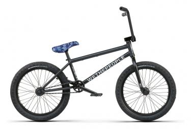 BMX Freestyle WeThePeople Crysis Noir Mat 2021
