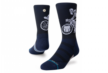 Pair of Anton Vagabond Dark Blue Socks