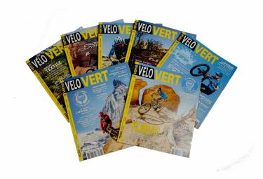 Abonnement 1 an Velo Vert Magazine