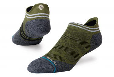 Pair of Stance Hostile Tab Khaki Socks