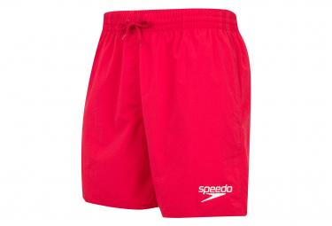 Speedo Essentials 16' Red Swimsuit