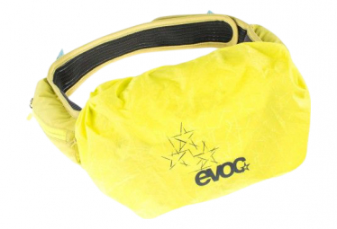 Custodia antipioggia Evoc Hip Pack gialla