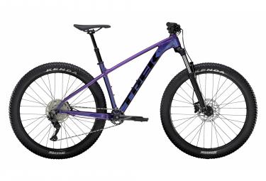 VTT Semi Rigide Trek Roscoe 6 27.5+ Shimano Deore 10V Purple Flip/Trek Black 2021