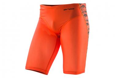 Costume da bagno da uomo arancione Orca Jammer