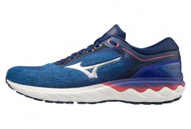 Zapatillas De Running Mizuno Wave Skyrise Azul Rosa 46