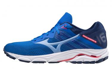 Zapatillas Mizuno Wave Inspire 16 para Mujer Azul