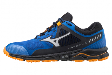 Zapatillas Mizuno Wave Daichi 5 para Hombre Azul / Negro