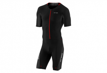 Orca 226 Perform Aero Trisuit Black / Red Men