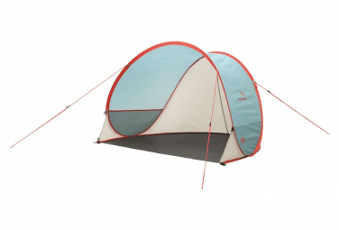 Image of Easy camp abri de plage escamotable ocean gris et bleu 120299