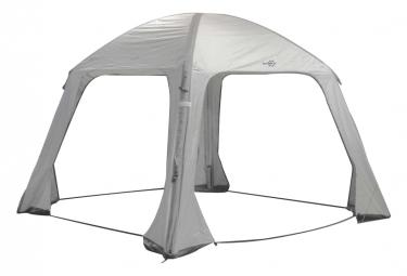Image of Bo camp tente de reception gonflable air gazebo 365x365 cm gris