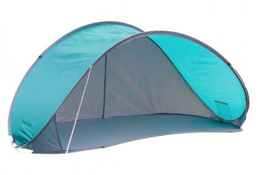 Image of Hi tente de plage escamotable bleu