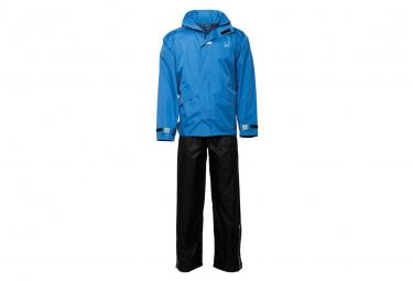 Image of Willex combinaison de pluie taille xl bleu et noir 29146