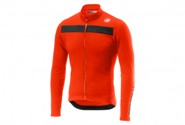 Giacca Castelli Puro 3 Orange