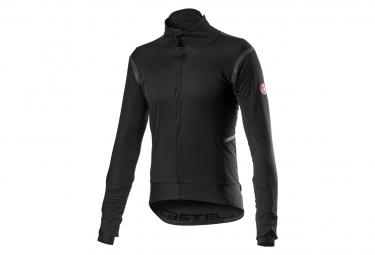Castelli Alpha RoS 2 Jacket Black