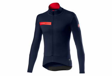 Castelli Beta RoS Jacket Dark Blue