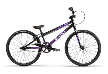 Bici BMX completa Radio Bikes Xenon Junior 18.5' Black / Metallic Purple 2020