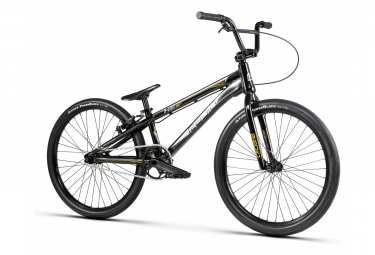 Radio Bikes Helium Cruiser Complete BMX Bike 22' Black / Gold 2020