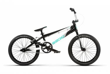 Radio Bikes Xenon Pro Komplettes BMX Bike 20.75' Schwarz / Weiß 2020