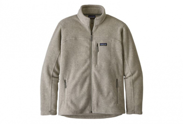 Fleece Patagonia Classic Synch Jkt Blanco Hombres S