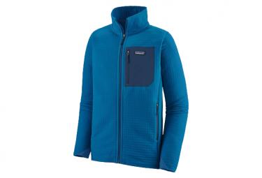 Technical Fleece Patagonia R2 TechFace Jkt Blue Men