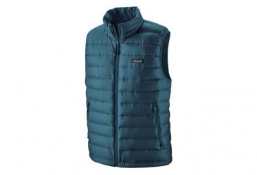 Chaqueta De Down Patagonia Down Sweater Vest Blue Men S