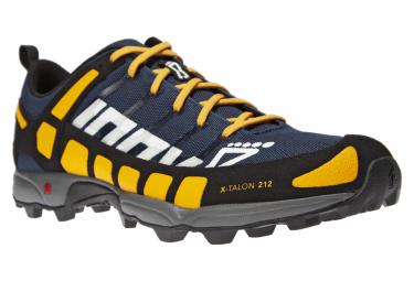 Zapatillas Inov 8 X-Talon 212 para Hombre Azul / Amarillo