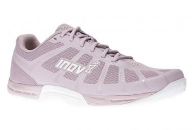 Image of Chaussures de cross training femme inov 8 f lite 235 v3 rose blanc 38