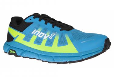 Zapatillas Inov 8 Terraultra G 270 Trail Azul Amarillo Hombre 42